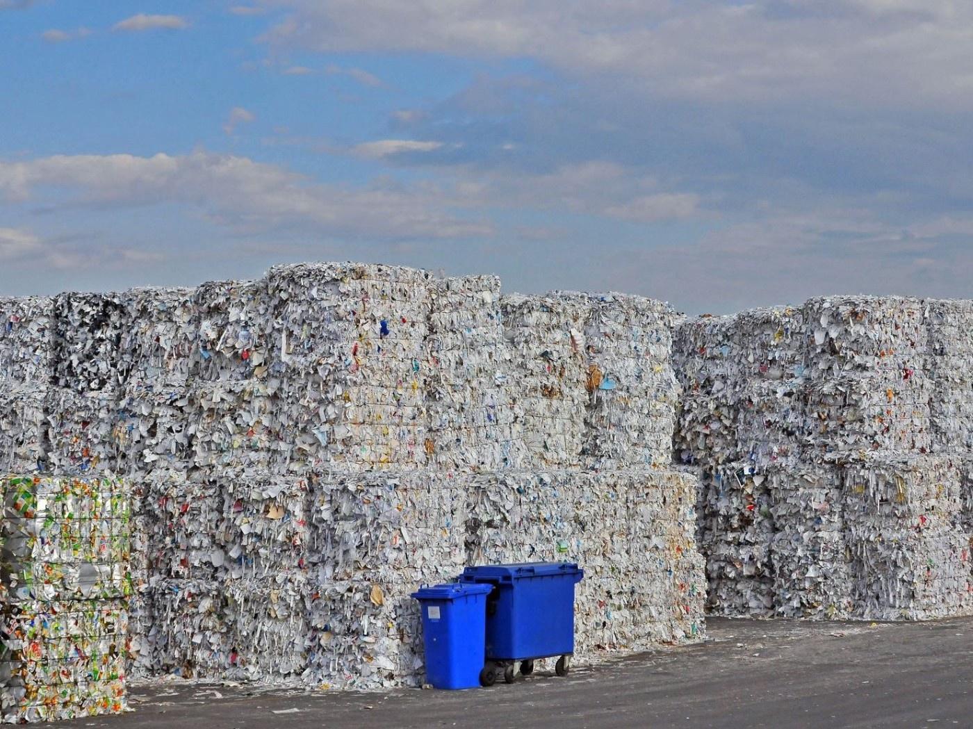 Papier  Umweltauswirkungen Reduzieren