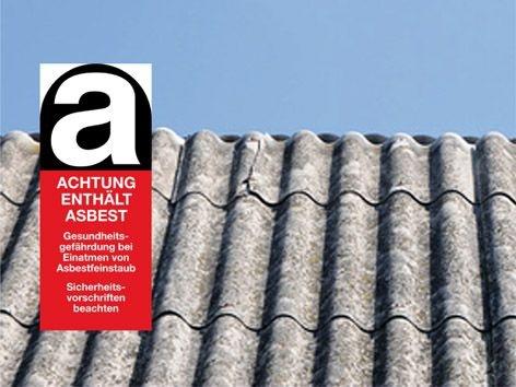 fachgerechte entsorgung von asbest die umweltberatung. Black Bedroom Furniture Sets. Home Design Ideas