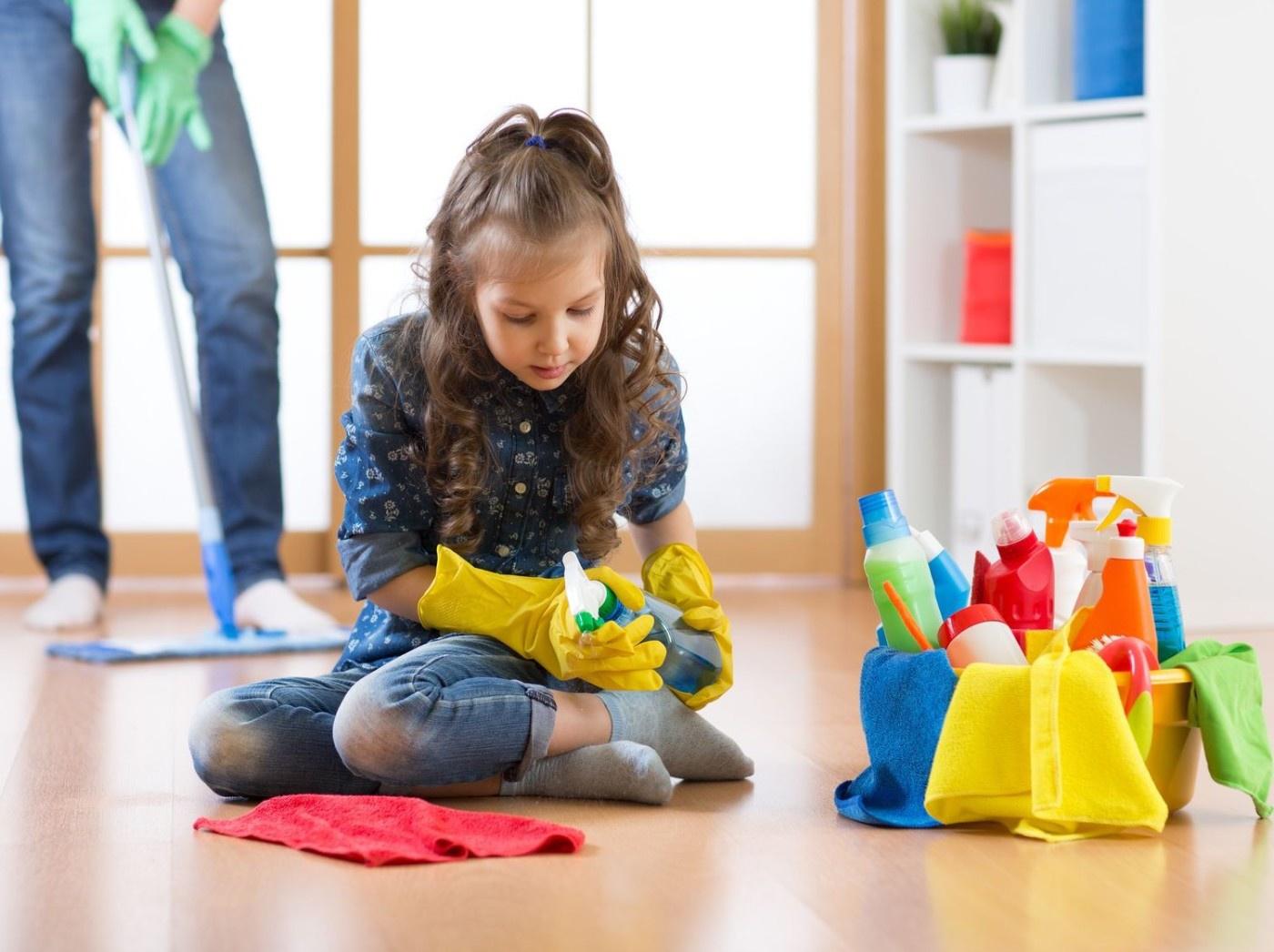 saubere wohnung f r gro und klein die umweltberatung. Black Bedroom Furniture Sets. Home Design Ideas