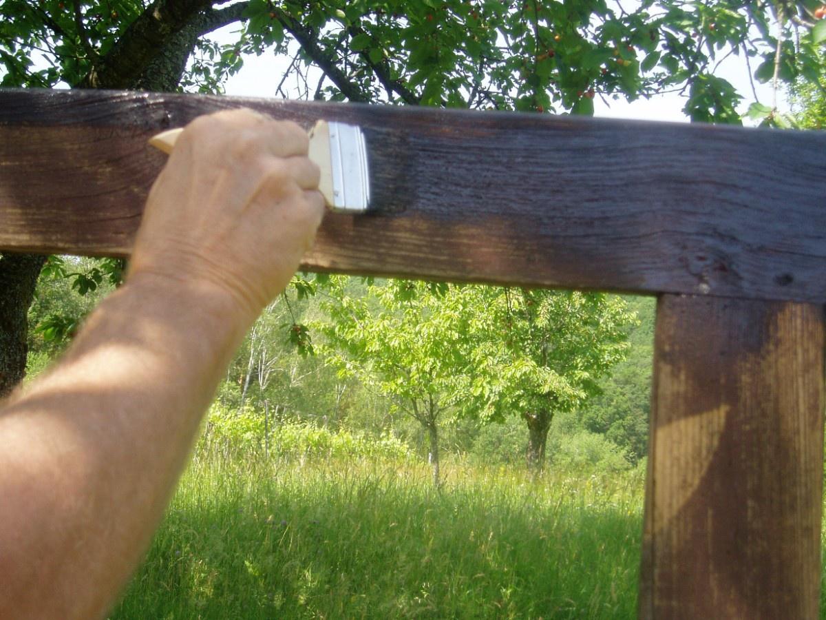 diy gartenmöbel renovieren - die umweltberatung