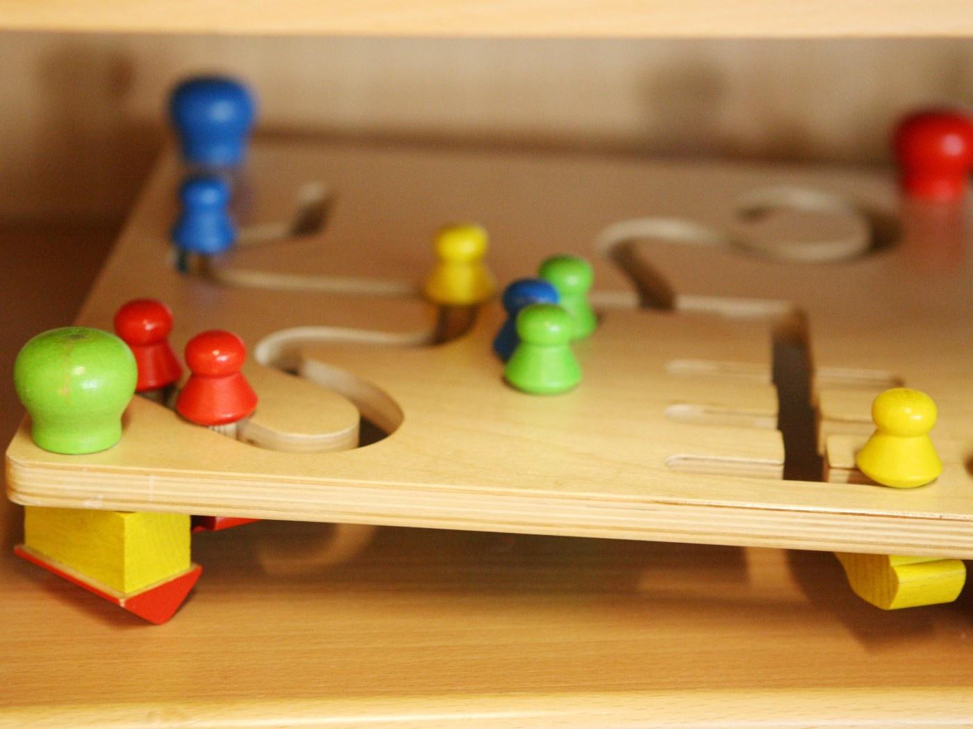 Holzspiel
