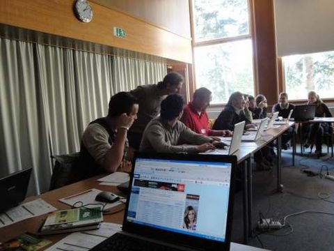 Validation training in Vienna