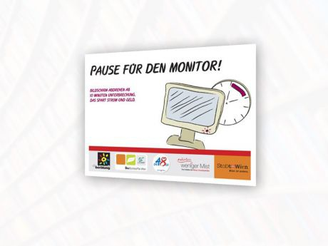 abbAufkleber-Monitor-Abfall-Energie