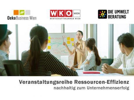 Veranstaltungsreihe Ressourcen-Effizienz